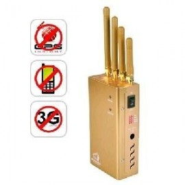 Expert jamming device GSM 3G 4G Wfi Bluetooth 15M